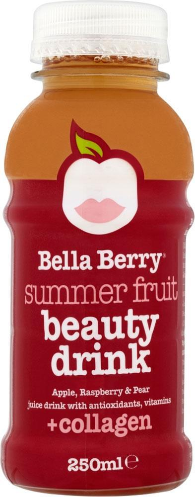 Bella Berry Summer Fruit Beauty Drink 250ml