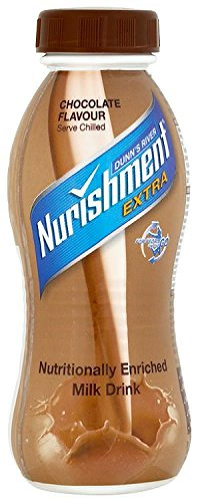 Dunns River Nurishment Extra Chocolate 310 ml