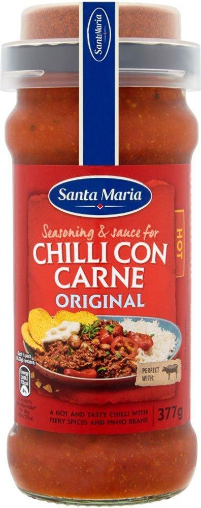 Santa Maria Chilli Con Carne Original 377g