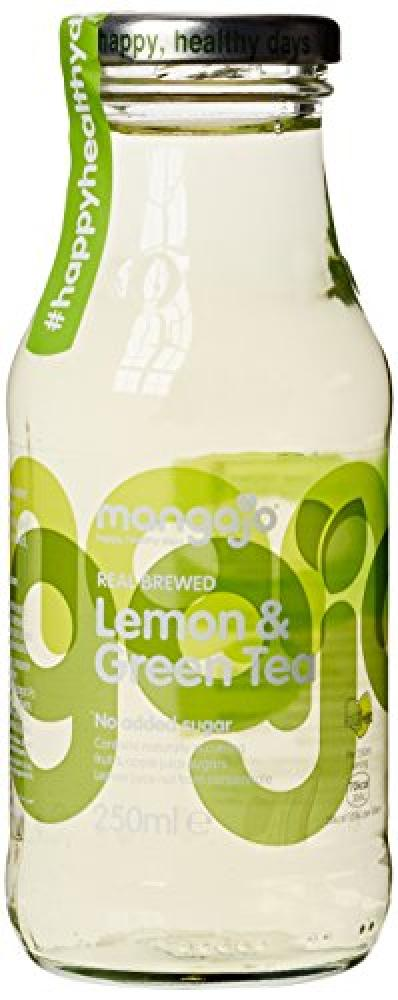 Mangajo Lemon and Green Tea 250ml