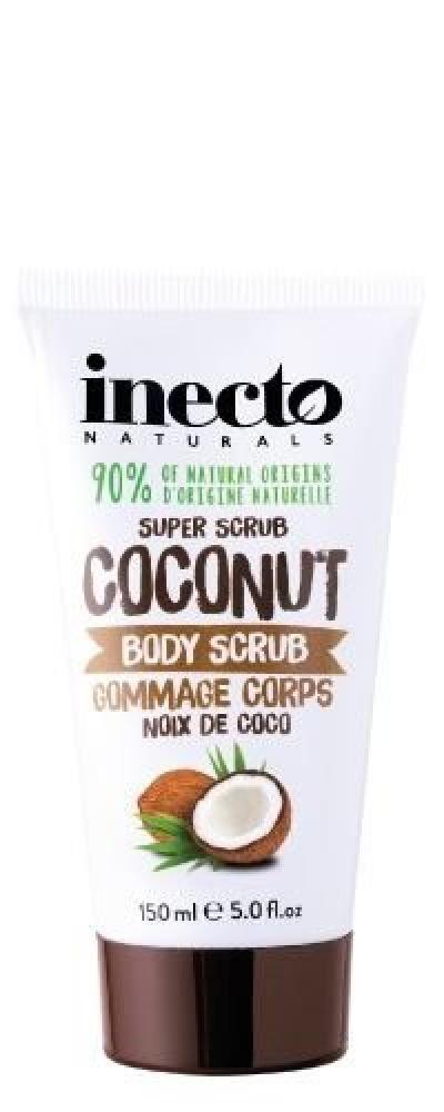 Inecto Naturals Super Body ScrubCoconut 150ml