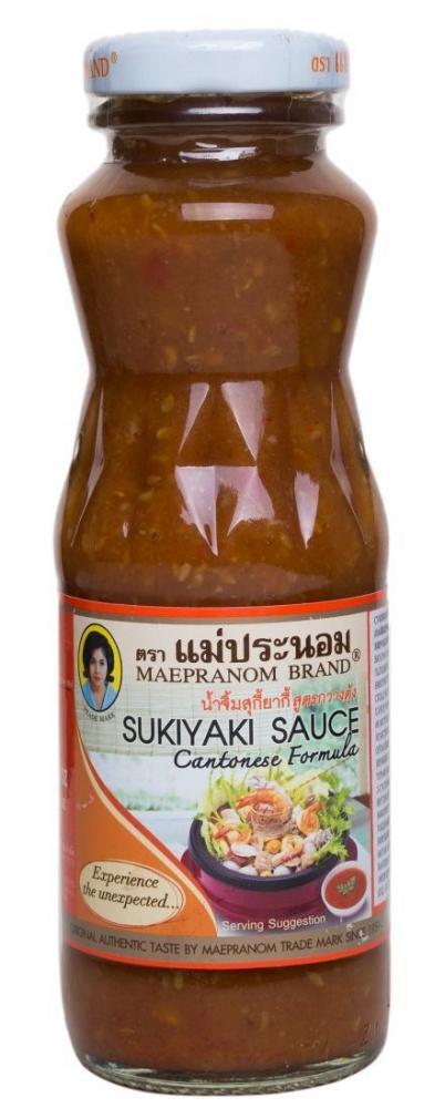 Maepranom Brand Sukiyaki Sauce 250g
