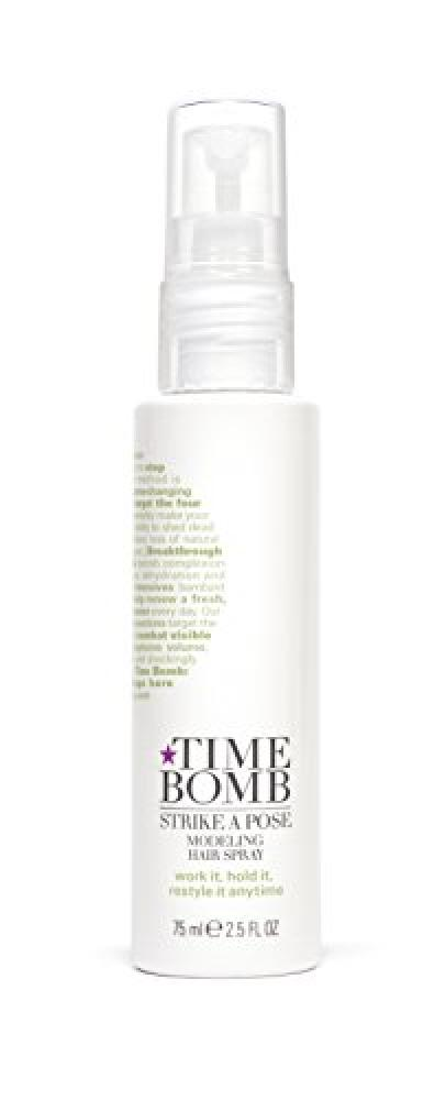 TIME BOMB Strike A Pose Modeling Spray 75 ml