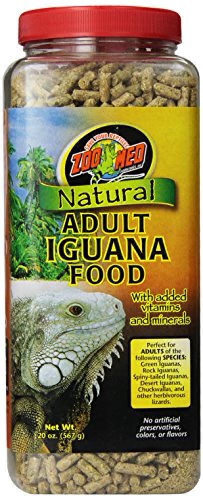 Zoo Med Adult Iguana Food 567g