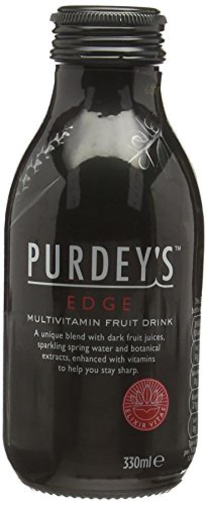 Purdeys Edge Multivitamin Fruit Drink 330ml