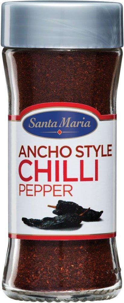 Santa Maria Ancho Style Chilli Pepper 46g