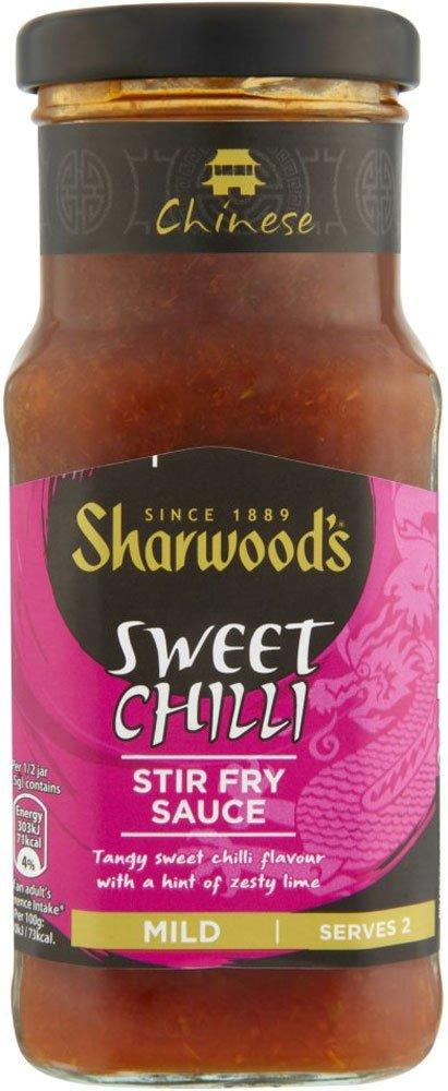 Sharwoods Sweet Chilli Stir Fry Sauce 195g