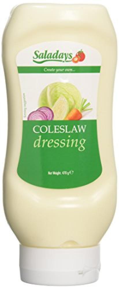 Saladays Coleslaw Dressing 470g