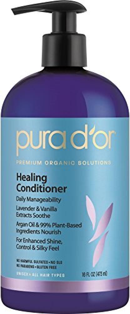 Pura DOr Pura Pura DOr Premium Organic Conditioner 473 ml  473 ml