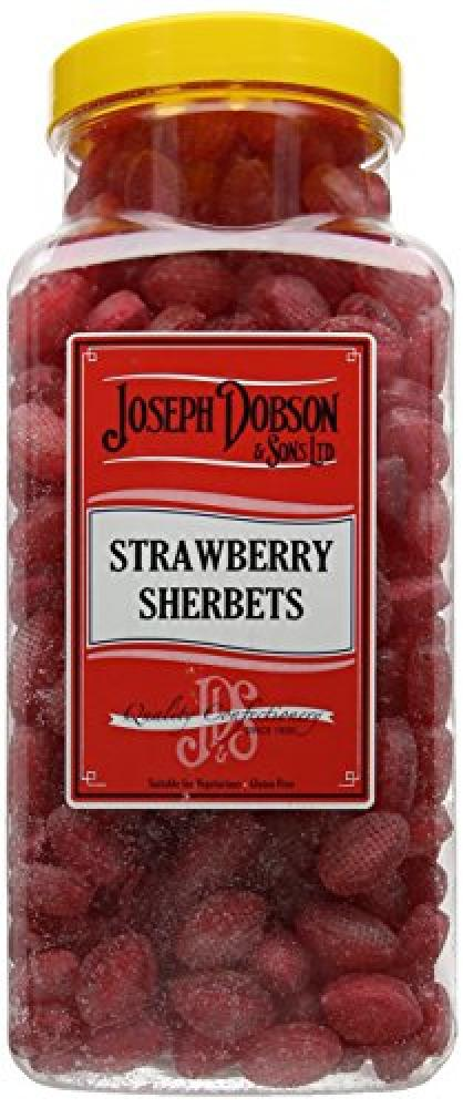 Joseph Dobson and Sons Strawberry Sherbets 3kg