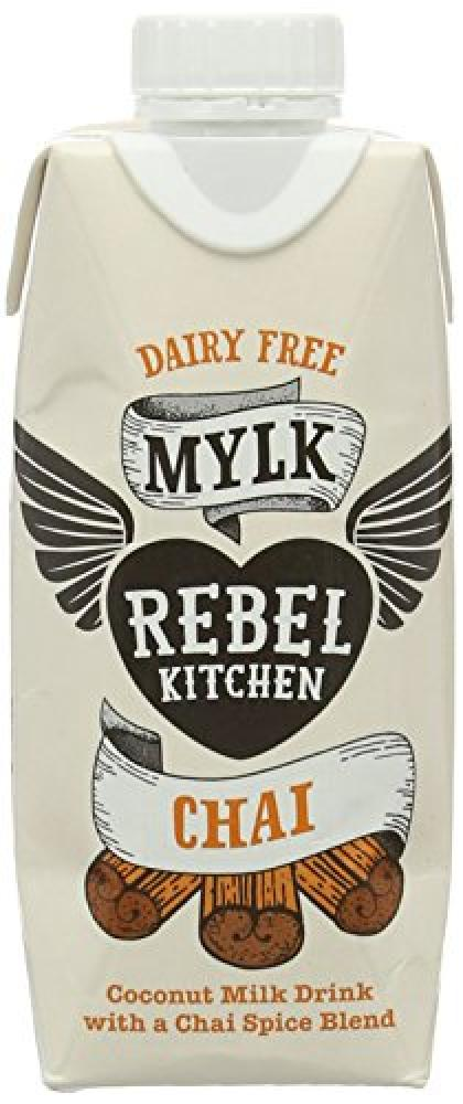 Rebel Kitchen Dairy Free Organic Chai Mylk 330ml