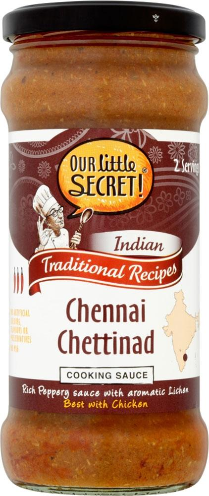Our Little Secret Chennai Chettinad Cooking Sauce 350g