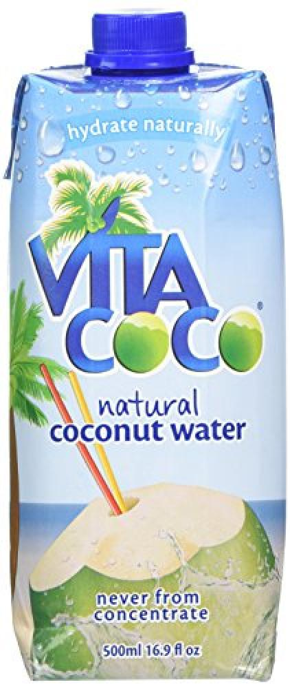 Vitacoco Natural Coconut Water 500ml