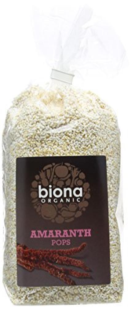 Biona Amaranth Pops 100g