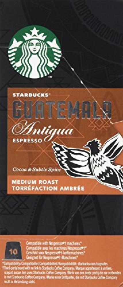 Starbucks Coffee Capsules Mixed Pack 10 capsules