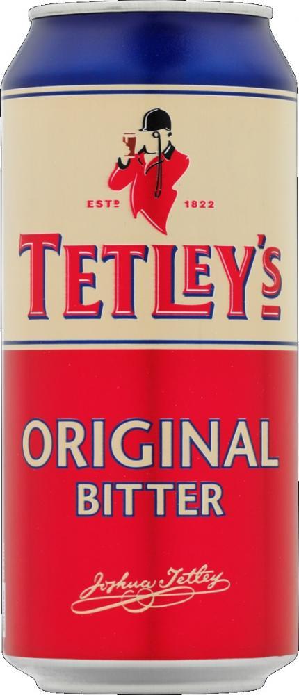 Tetleys Original Bitter 440ml
