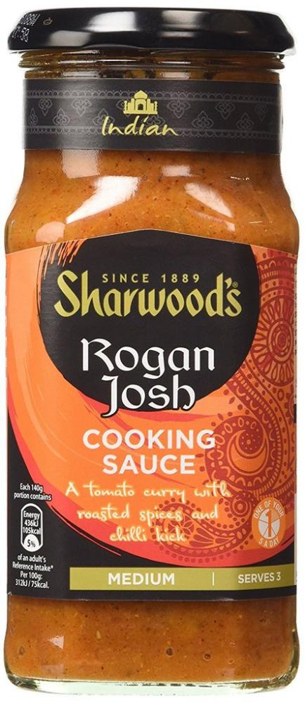 Sharwoods Rogan Josh Cooking Sauce 420g