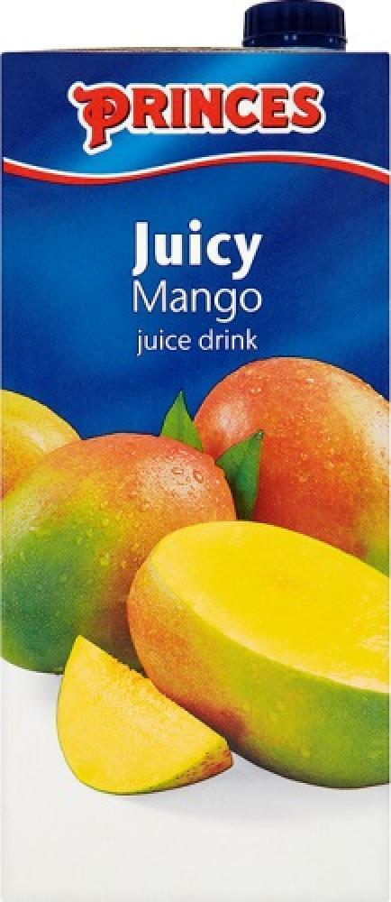 Princes Fruit Refreshers Mango 1l 1l