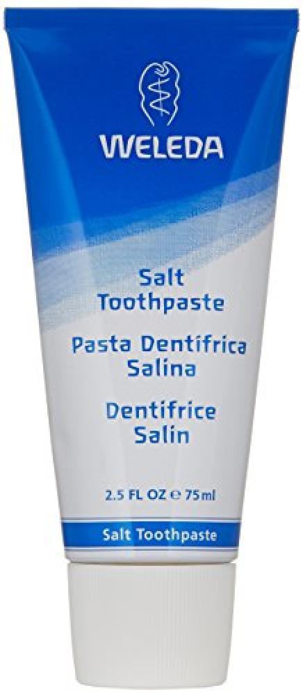 Weleda 75ml Salt Toothpaste