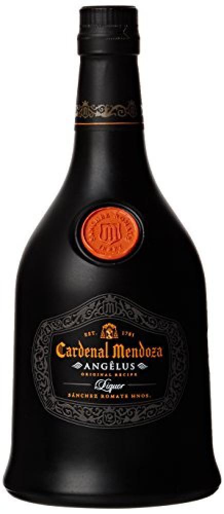 Sanchez Romate Hnos SA Cardenal Mendoza Angelus Orange Liqueur 70cl
