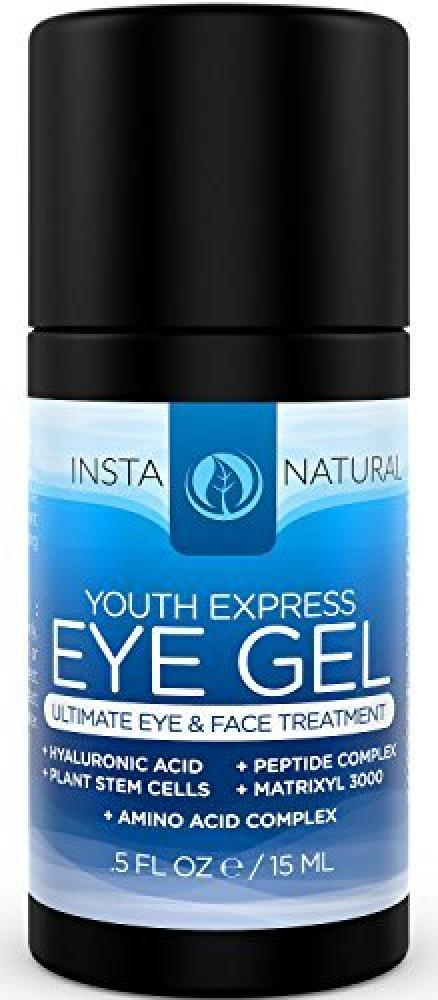 FURTHER REDUCTION  InstaNatural Youth Express Eye Gel 15ml