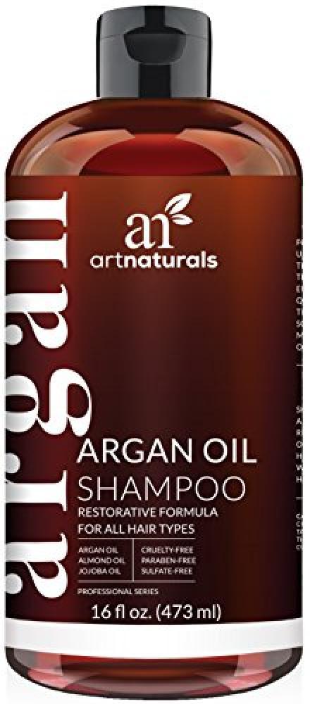 Art Naturals Organic Daily Argan Oil Shampoo 473ml