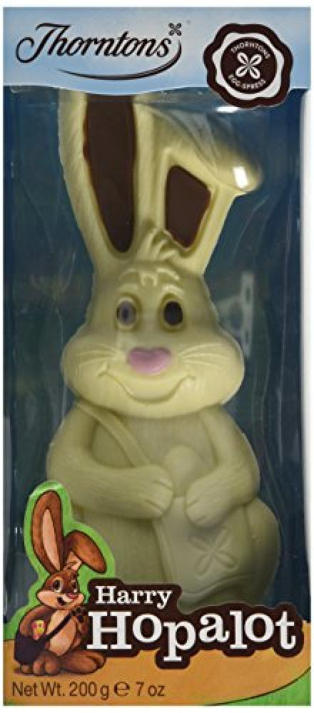 Thorntons Harry Hopalot White Chocolate 200 g