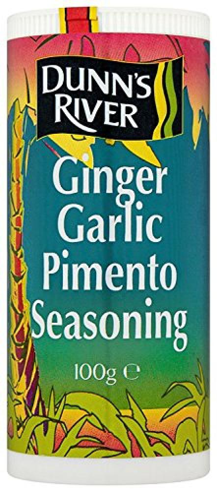 Dunns River Ginger and Garlic Pimento Seasoning 80 g