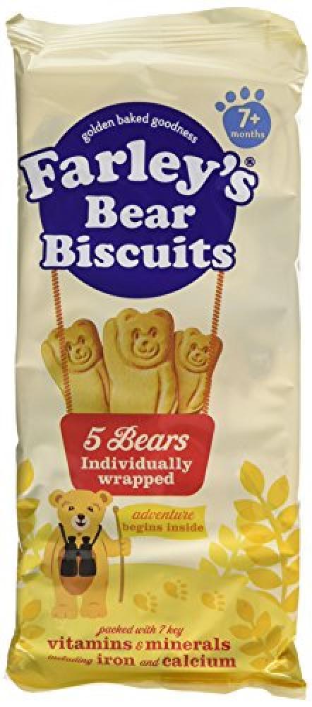 Heinz Farleys Bear Biscuits 75g