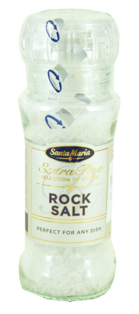 FURTHER REDUCTION  Santa Maria Rock Salt Grinder 140g