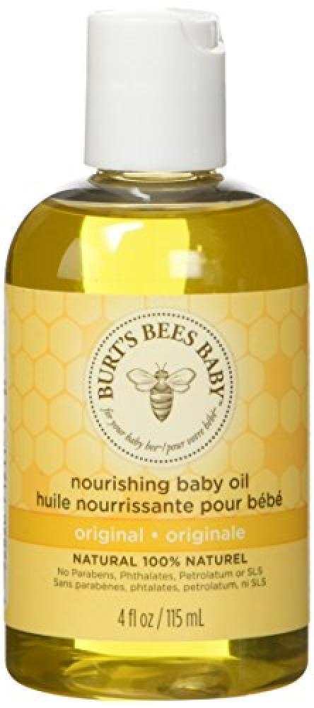Burts Bees Nourishing Baby Bee Baby Oil 115 ml