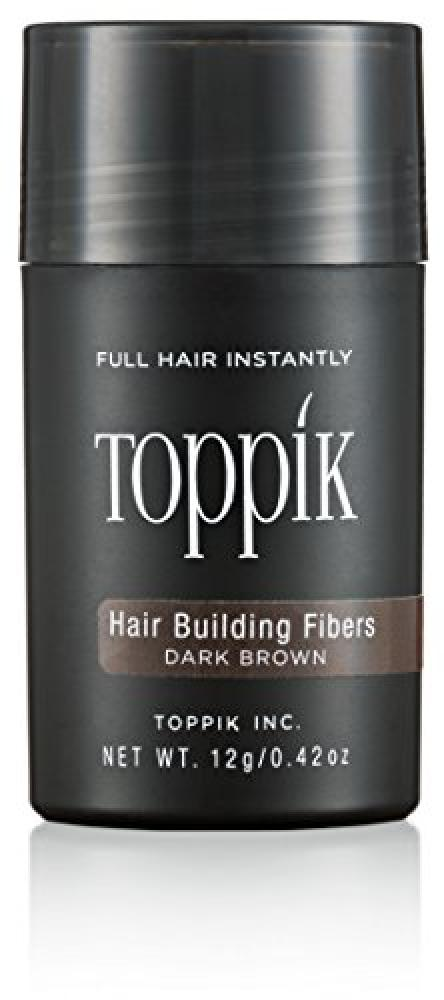 TOPPIK Hair Building FibersDark Brown 12g