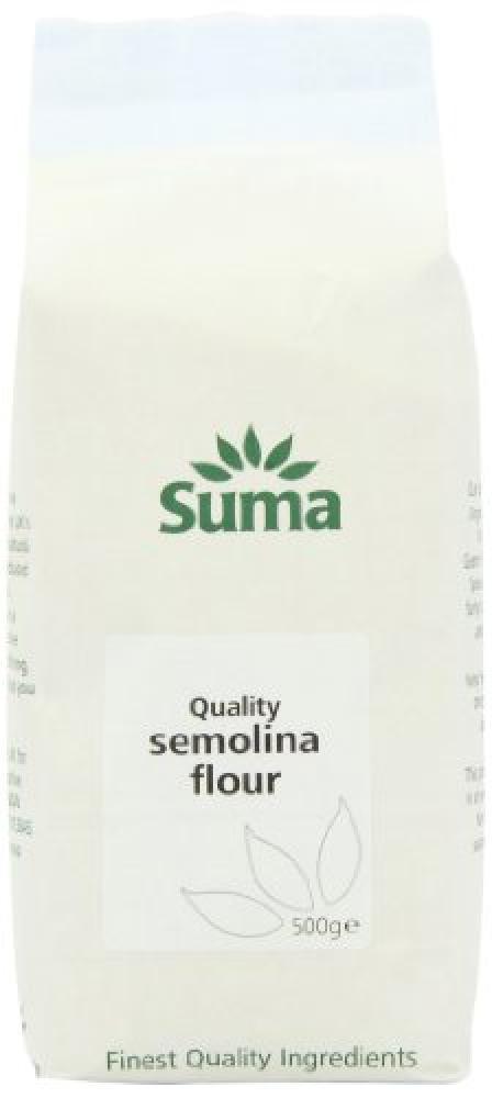 Suma Quality Semolina Flour 500g