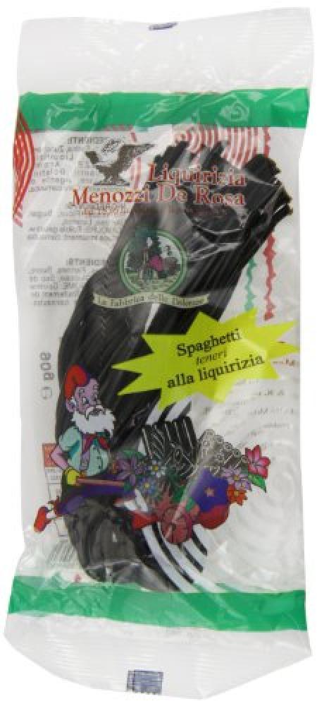 Liquirizia Menozzi De Rosa Spaghetti 90g