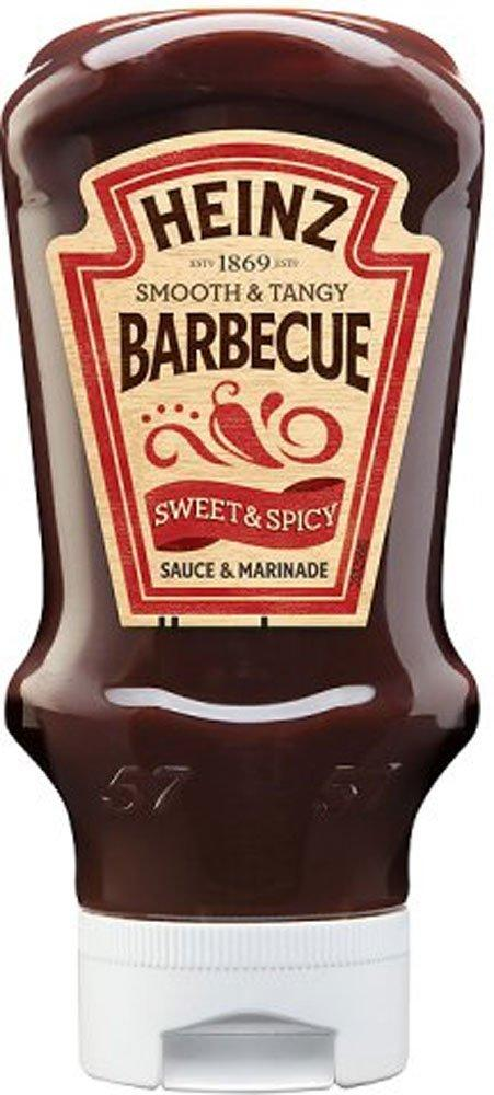 Heinz Barbecue Sauce Sweet and Spicy 490g