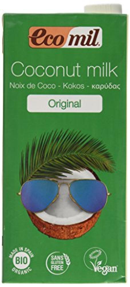 EcoMil Original Coconut Milk 1 Litre