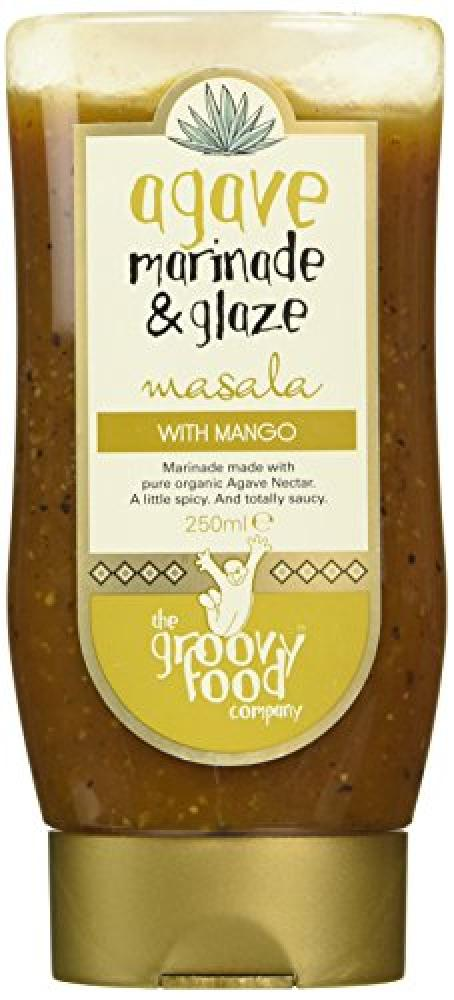 Groovy Food Company Masala and Mango Agave Marinade 250ml