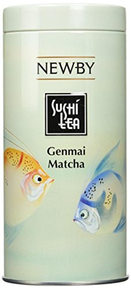 Newby Teas Genmai Matcha 100g