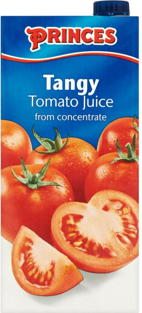Princes Tomato Juice 1l