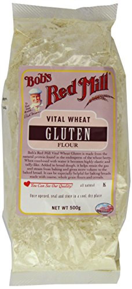 Bobs Red Mill Vital Wheat Gluten Flour 500 g