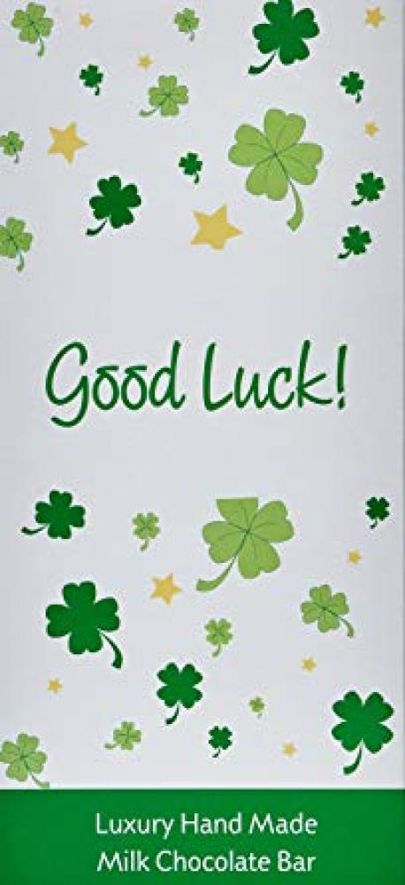 Creme dOr Good Luck Milk Chocolate Bar 100g
