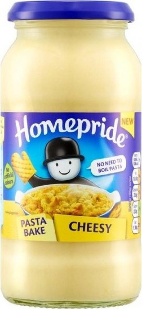 Homepride Cheesy Pasta Bake 500g