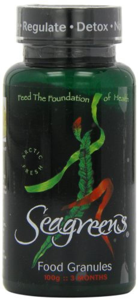 Seagreens Organic Food Granules 100g