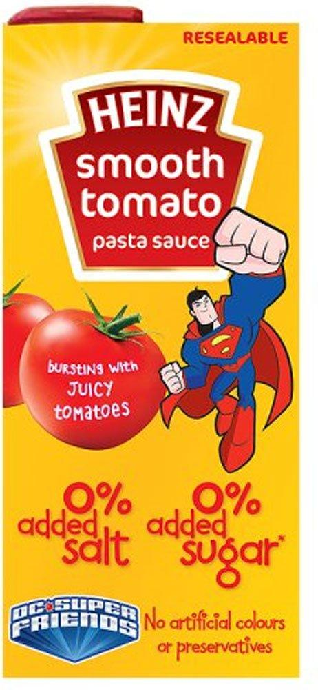 Heinz DC Heroes Pasta Sauce 350g