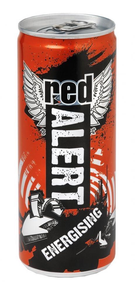 Red Alert Energising 250ml