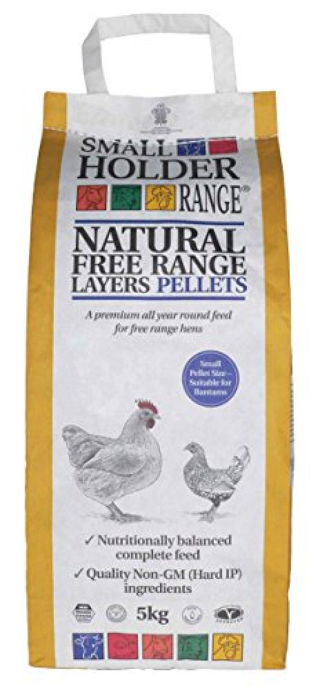 Allen and Page Natural Free Range Layers Pellets - 5 kg