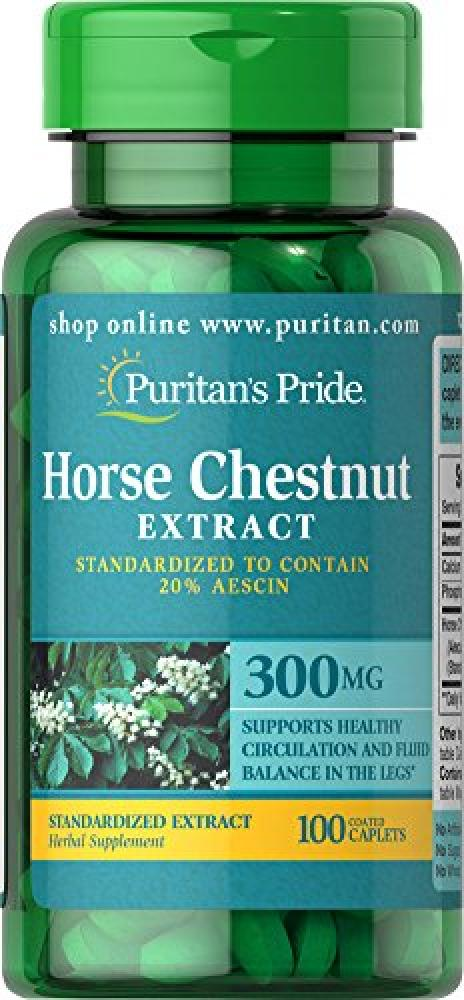 Puritans Pride Horse Chestnut Extract 300 Mg