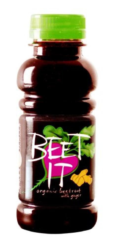 Beet It With Ginger Plastic PET bottle 250ml