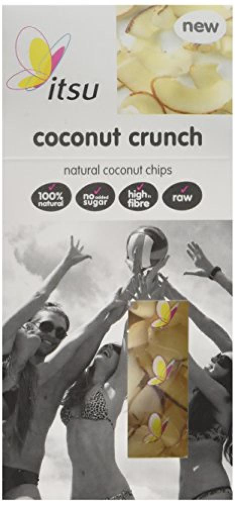 Itsu Coconut Crunch 17g