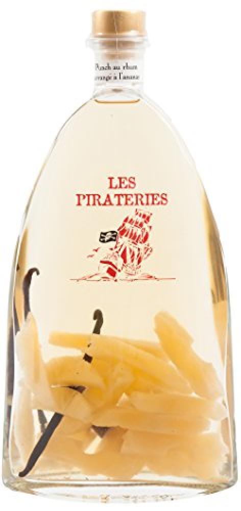 Fisselier Pirateries Pineapple Rum Punch Liqueur 150cl